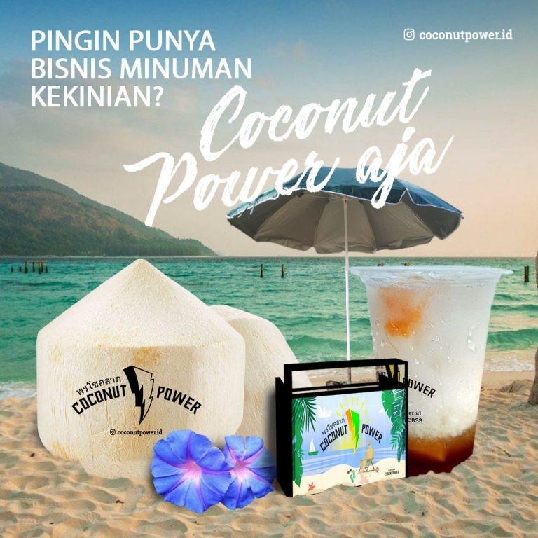 coconut power